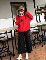 Women's Sports Hoodie Solid Round Neck strenchy Cotton Long Sleeve Summer
