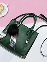 Fashion tote bag contracted female bag hand the bill of lading shoulder inclined shoulder bag (physical no hanging in the lock)