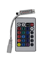 LED Strip RGB controller Connection control LED light band 2835 5050