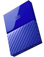 Wd wdbynn0040bbl-cesn 4tb 2.5 pouces bleu disque dur externe usb3.0