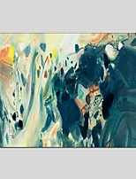 Ручная роспись Абстракция 1 панель ХолстУкрашение дома