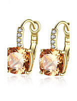 Women's Earrings Set Jewelry Unique Design Euramerican Fashion Zircon Alloy Jewelry Jewelry ForWedding Birthday Party/Evening Graduation