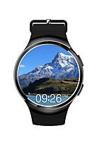 Smart UhrVerbrannte Kalorien Schrittzähler Video Media Control Herzschlagmonitor Touchscreen Distanz Messung Information Freisprechanlage