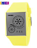 Femme Homme Montre de Sport Montre Habillée Smart Watch Montre Tendance Montre Bracelet Unique Creative Montre Montre numérique Chinois