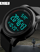 SKMEI LED Digital Watches Chrono Countdown  Military Wristwatches Relogio Masculino Sports Watches