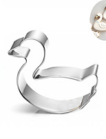 Swan Duck Cookies Cutter Stainless Steel Biscuit Cake Mold Metal Kitchen Fondant Baking Tools