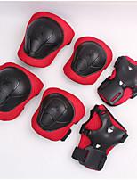 Enfants Attelle de Genou Faciliter l'habillage Soulage la douleur Etanche Épaississant Skateboard Des sports Extérieur Autres
