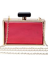 L.west Women Elegant High-grade Acrylic Perfume Bottles Evening Bag
