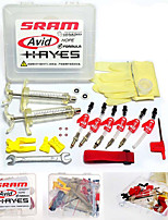Bicycle hydraulic Disc Brake Bleed Kit tool For AVID ELIXIR JUICY CODE Formula HYGIA USAGI HAYES J3 J5 J7 Formula R1 RX K24 K18 Professional Kit