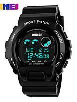 Women's Men's SKMEI ashion Multifunction Waterproof Watch Reloj Led Digital Sports Watches Relogio Masculino Esportivo Shock Clock