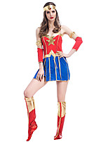 Kigurumi Wonder Woman Costume Adult Amazing Supergirl Uniform Dress Halloween Sexy Superhero Cosplay Carnival Fancy Dress Outfits