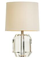 40 Хрусталь Художественный Простой Настольная лампа , Особенность для Хрусталь Декоративная , с использование Вкл./выкл. переключатель