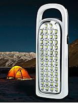 YAGE Lanternas e Luzes de Tenda LED Lumens 2 Modo LED Outro Regulável Recarregável Tamanho Compacto EmergênciaCampismo / Escursão /