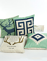 1 Pcs  45*45cm Nordic Scribble Letters Series  Pillow Case