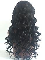 Верхнее качество 7a тело волна кружева передние парики индийские виргинские волосы неглубокие кружева перед человеческие волосы парики с