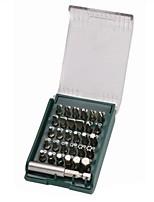 Sata 31 ensembles de jeu de tournevis électrique série 6.3 mm / 1 set