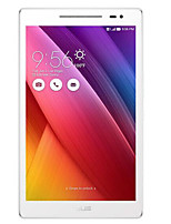 ASUS Z380KNL 8 Inch 1280*800 Andriod 6.0 4G Phone Call Tablet -White(Qualcomm MSM8929 1.0Ghz Octa Core 3GB RAM 32GB ROM IPS OGS Screen)