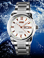 Women's Men's  Fashionable Classic Men's Waterproof High-Grade Quartz Watch Leisure Watch
