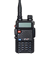 TYT TH-UVF8 Walkie Talkie  5W VHF UHF 136-174400-480MHz 256CH DTMF 8 Group Scambler FM Radio Dual band Dual Display Dual Standby Two Way Radio