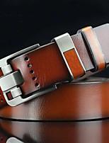 Joker pin buckle locomotive men retro personality cowboy belts length about 115-120cm