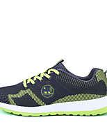 City Camel Mesh Shoes 2017 Summer Men Low Breathable Mesh Hiking Shoes Wear-resistant Sneaker Green