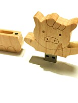 4gb usb flash drive stick memory usb lecteur flash en bois