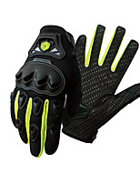 Tricot Polyester imprimable Gants Moto
