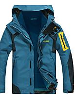Homens Saias e Vestidos Acampar e Caminhar Vestível Respirável resistente à água Redutor de Suor Prova-de-Vento Primavera/Outono Inverno