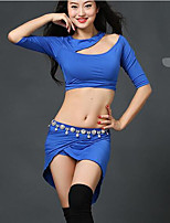 Belly Dance Outfits Women's Training Spandex 1 Piece
