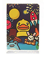 For Apple iPad (2017)Pro 9.7'' Case Cover with Stand Flip Pattern Auto Sleep/Wake Up Full Body Case Cartoon Hard PU Leather Air 2 Air mini123 ipad234