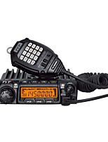 Крепится на средство передвиженияFM радио Аварийная тревога LCD дисплей Таймер выключения Тональный / DTMF режимы Реверсная частота