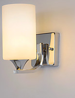 E26/E27 Metallic Modern/Comtemporary Flush Mount & Ceiling Hugger Light Feature Wall Sconces Wall Light