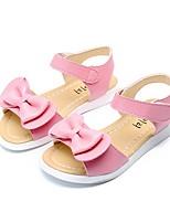 Девочки Сандалии Удобная обувь Босоножки Детская праздничная обувь Светодиодные подошвы Микроволокно Лето Осень Для праздника Для прогулок