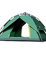 3-4 personnes Tente Double Une pièce Tente de campingCamping Voyage