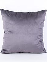 Chenille Pillow Case- gray