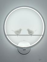 AC 100-240 19 משולב לד מודרני/עכשווי צביעה מאפיין for LED,תאורת סביבה קיר אורות LED אור קיר