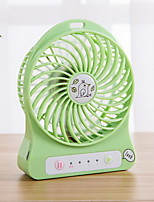 Cartoon Usb Rechargeable Portable Mute Small Fan