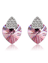 Women's Earrings Jewelry Fashion Personalized Euramerican Crystal Alloy Jewelry Jewelry For Wedding Party Anniversary