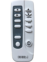 Replacement for Frigidaire Air Conditioner Remote Control Model Number RG15E/E-ELL RG15E/E-ELL1 (Part Number 5304477003 5304492053 5304483073)