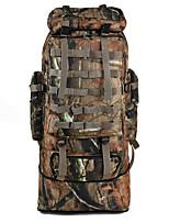 Fengtu® 90L Large Camouflage Backpacks Travel Duffel Organizer Backpack For Men Wonen Hiking & Camping Rucksack Jungle Camouflage Sports Bags
