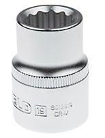 Escudo de aço 19mm série métrica 12 ângulo padrão manga 19mm / 1 suporte