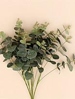 1 шт. 1 Филиал Шелк Pастений Букеты на стол Искусственные Цветы