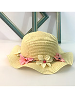 Women's Linen Sun Hat,Cute Casual Solid Spring Summer Fall