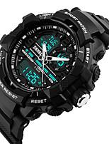 Smart Watch Etanche Multifonction Chronomètre Fonction réveille Chronographe Calendrier Triple Fuseaux Horaires OtherPas de slot carte