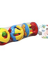 Мячи Для получения подарка Конструкторы Модели и конструкторы Круглый Пластик 2-4 года 5-7 лет Игрушки