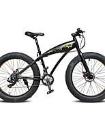 Vélo de Neige Cyclisme 24 Vitesse 26 pouces/700CC SAIGUAN EF-51 BB5 Frein à Disque Fourche de suspensionCadre en Alliage d'Aluminium