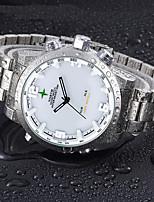 Homens AdolescenteRelógio Esportivo Relógio Militar Relógio Elegante Relógio de Moda Relógio de Pulso Bracele Relógio Relógio Casual