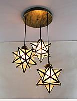 Lámparas Colgantes ,  Inspirado en la Naturaleza Otro Característica for Cristal Mate Metal Habitación para Niñas Habitación de Niños Hall