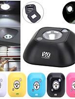 Ywxlight® мини-беспроводной двойной индукции pir инфракрасный датчик движения потолочный датчик корпуса ночной фонарь с питанием от