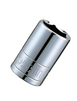 12,5 mm série 6 pouces sata angle manchon 3/4 / 1